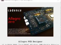 分享:Cadence OrCAD and Allegro 17.40.003 Hotfix