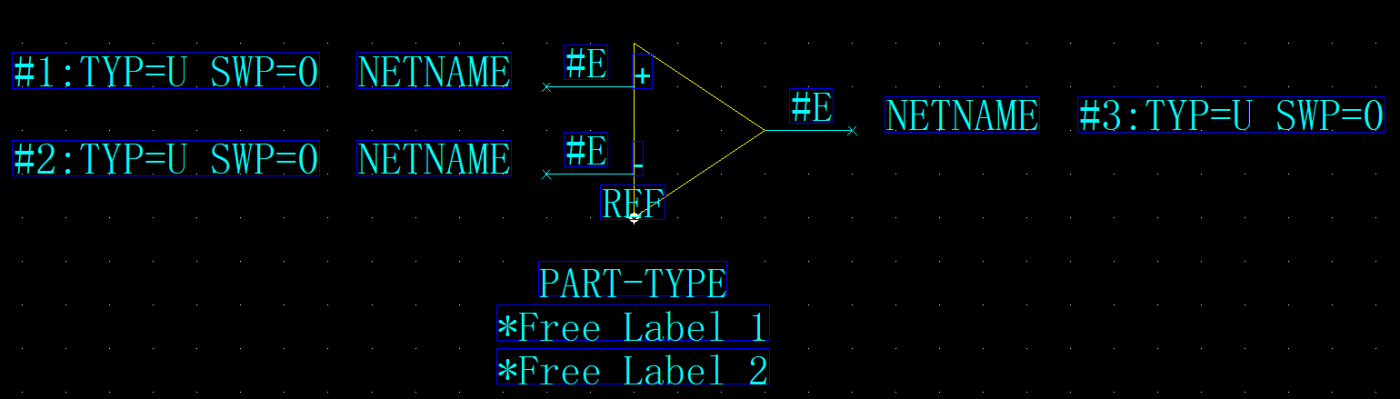 pads-Logic一个元件类型对应多个逻辑封装(复合元件)的制作-8