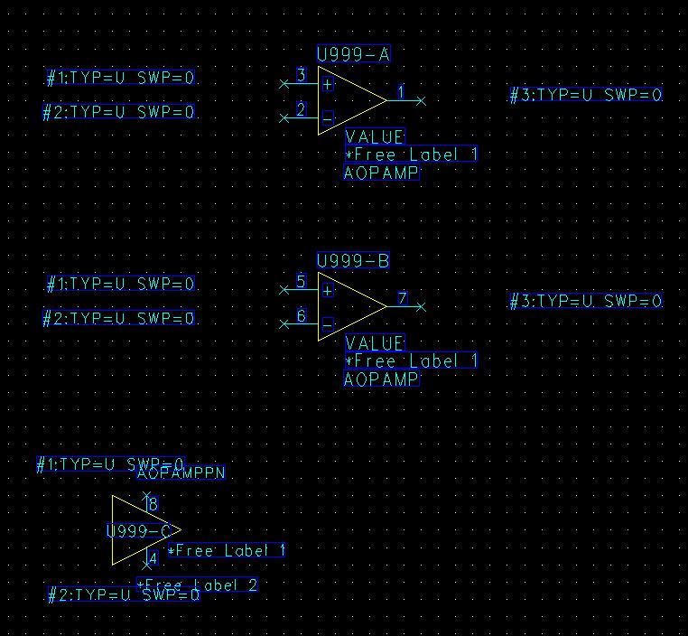 pads-Logic一个元件类型对应多个逻辑封装(复合元件)的制作-20