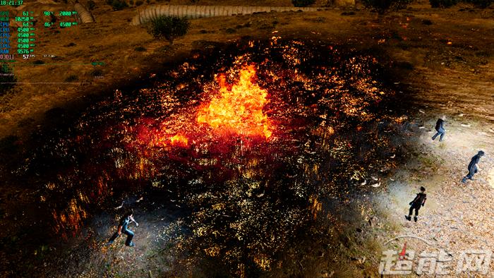 读者反映热烈,于是我重新体验《最终幻想XV》的燃烧效果