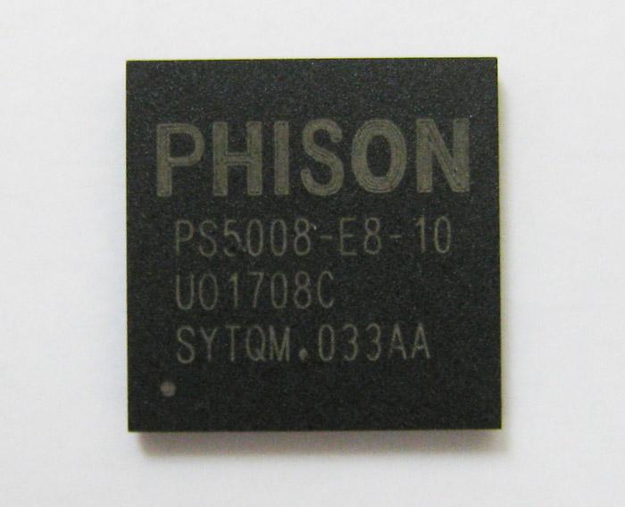 影驰最新SSD工程样品曝光,可能是首款使用群联E8T主控的产品 ... ...