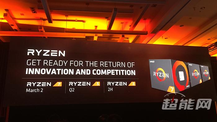 锐龙 AMD Ryzen 7 1800X首发评测:Intel这下真的要慌了