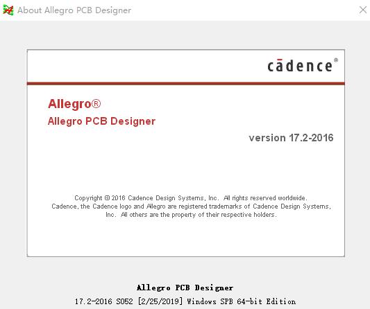 分享:Cadence OrCAD and Allegro 17.20.052 Hotfix下载