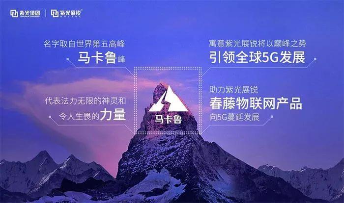 紫光展锐在MWC 2019上发布了5G多模芯片-1