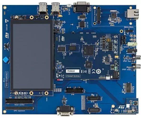 等太久!意法半导体终于拥抱Cortex-A架构发布STM32MP1 MPU-20