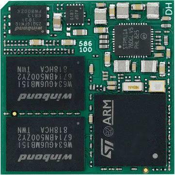 等太久!意法半导体终于拥抱Cortex-A架构发布STM32MP1 MPU-24